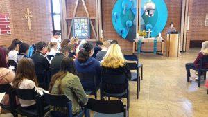 Unsere ökumenische Feier zum Schuljahresanfang