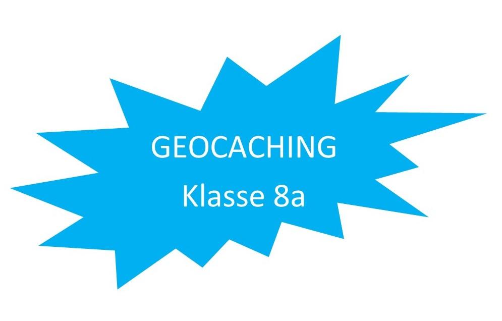Die Klasse 8a auf Spurensuche, ein Geo Cach durch Grombühl