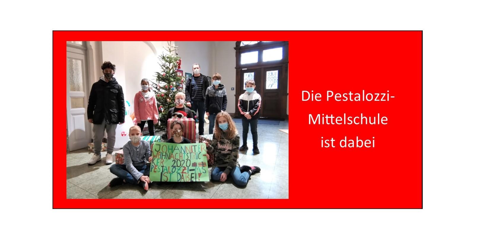 Johanniter-Weihnachtstrucker 2020